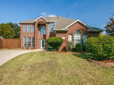 Lewisville Single Family Home For Sale: 1417 Forest Creek Drive