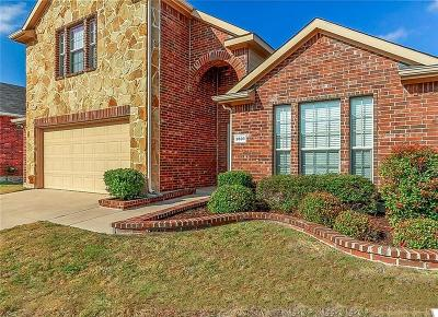 McKinney Single Family Home For Sale: 9600 Mulligan Drive