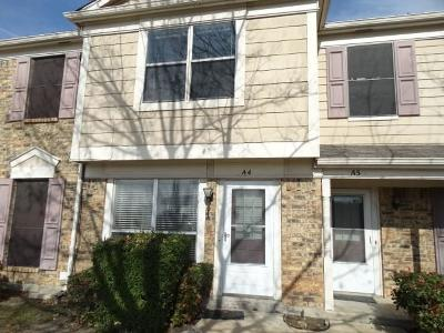 Garland Townhouse For Sale: 601 Carriagehouse Lane #4