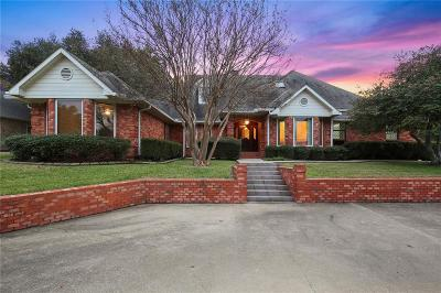 McKinney Single Family Home For Sale: 2503 Clublake Trail