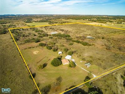 Brown County Farm & Ranch For Sale: 13001 County Road 294