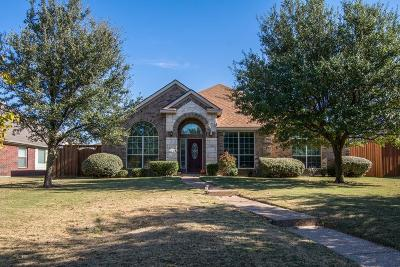 Frisco Single Family Home For Sale: 12702 Grayhawk Boulevard