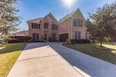 Grand Prairie Single Family Home For Sale: 2355 Shackleford Trail