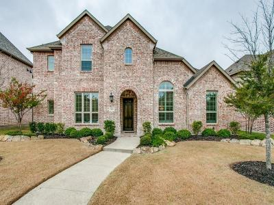 Frisco Single Family Home For Sale: 7461 Bellingrath Drive