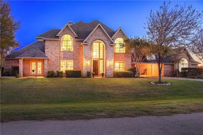 Flower Mound Single Family Home For Sale: 4707 Pacer Way