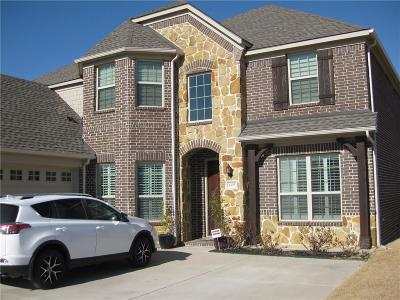 Frisco Single Family Home For Sale: 4495 Vista Terrace Drive