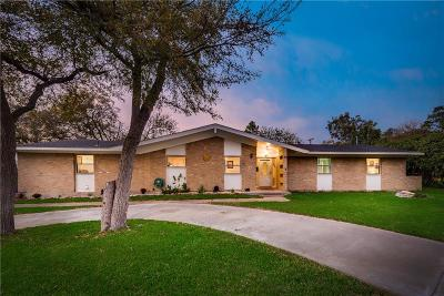 Single Family Home For Sale: 3621 Coral Gables Drive