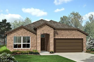 Single Family Home For Sale: 1420 Doe Meadow Drive