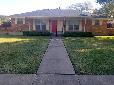 Garland Single Family Home For Sale: 2409 Sylvan Drive