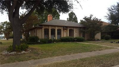 Carrollton Single Family Home For Sale: 3101 Aspen