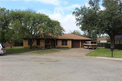 Abilene Single Family Home For Sale: 4608 Pin Oak Court