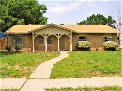Garland Residential Lease For Lease: 805 Northshore Drive