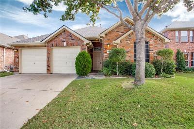 Rowlett Single Family Home For Sale: 10206 Links Fairway Drive