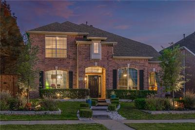 Frisco Single Family Home For Sale: 2819 Del Largo Way