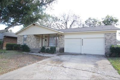 Garland Single Family Home For Sale: 1522 Carroll Drive