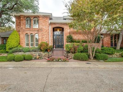 Single Family Home For Sale: 7 Castlecreek Court