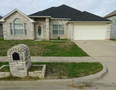 Arlington TX Single Family Home For Sale: $179,900