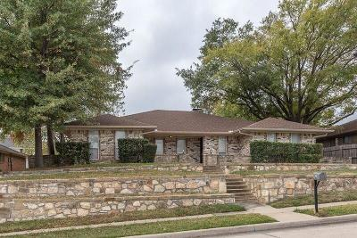 Garland Single Family Home For Sale: 1633 Merrimac Trail