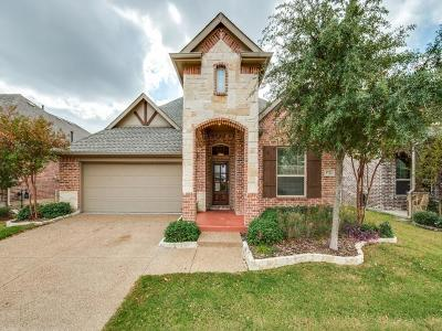 Mckinney Single Family Home Active Option Contract: 5721 Yorkshire Road