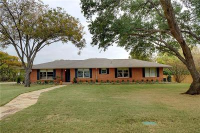 Grapevine Single Family Home For Sale: 907 E Texas Street