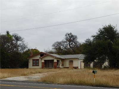 Mineral Wells Single Family Home For Sale: 3404 Fm 1821