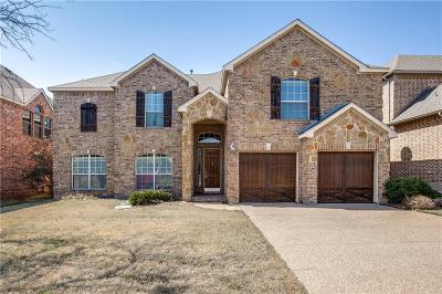 Fort Worth Single Family Home For Sale: 12265 Fairway Meadows Drive