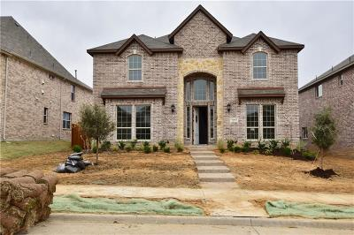 Frisco Single Family Home For Sale: 12053 Brownwood Drive