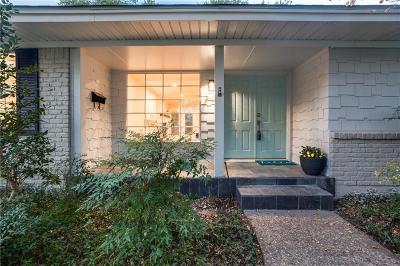 Dallas Single Family Home For Sale: 3439 Northaven Road