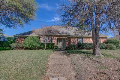 Plano Single Family Home For Sale: 2209 Coleshire Drive