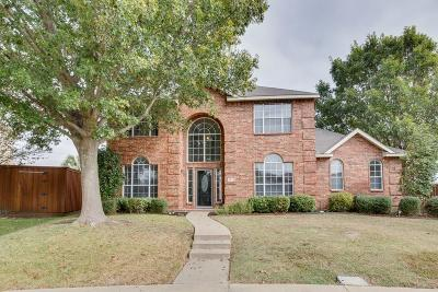Rowlett Single Family Home For Sale: 5210 Orlando Circle