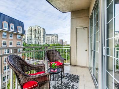 Dallas Condo For Sale: 3225 Turtle Creek Boulevard #546