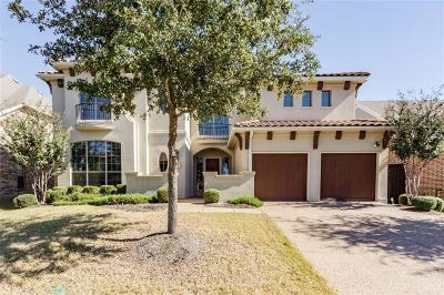 Plano Single Family Home For Sale: 6032 Garden Gate Drive