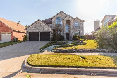 Arlington Single Family Home For Sale: 620 E Lynn Creek Drive