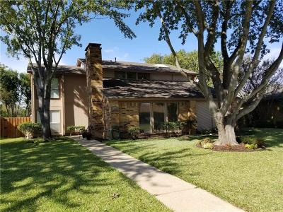 Richardson  Residential Lease For Lease: 1709 Elk Grove Drive
