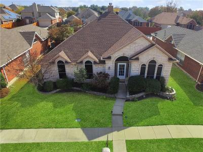 Mckinney Single Family Home For Sale: 4725 Sunflower Drive