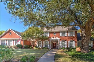 Fort Worth Single Family Home For Sale: 11440 Northpointe Court