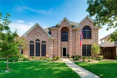 Frisco Single Family Home For Sale: 12000 Rushing Creek Drive