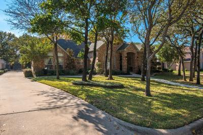 Keller Single Family Home Active Option Contract: 1032 Simmons Drive