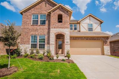 Forney Single Family Home For Sale: 1214 Mount Olive