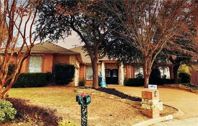 Rockwall Single Family Home For Sale: 105 Genesta Place