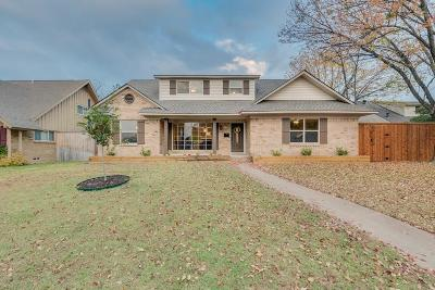 Single Family Home Active Kick Out: 10016 Trailpine Drive