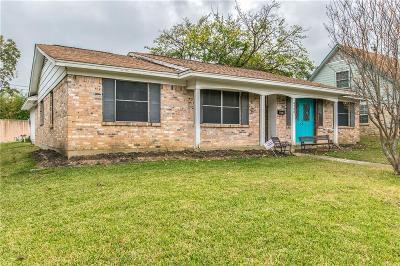 Irving Single Family Home For Sale: 4120 Logan Street