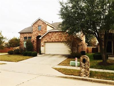 Frisco Single Family Home For Sale: 2787 Spanish Moss Trail