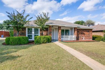 Garland Single Family Home For Sale: 2205 Clearhaven Drive