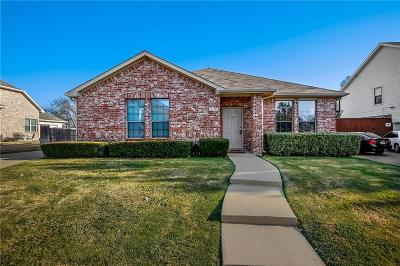 Rockwall Single Family Home For Sale: 3670 Hawthorne Trail