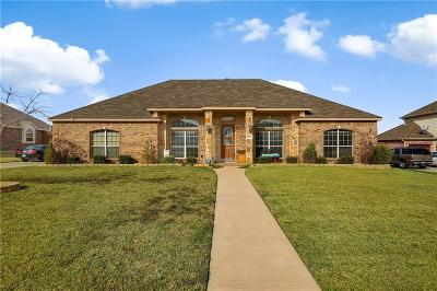 Kennedale Single Family Home For Sale: 1255 Clearbrook Drive