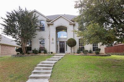 Plano Single Family Home For Sale: 2408 Royal Troon Drive