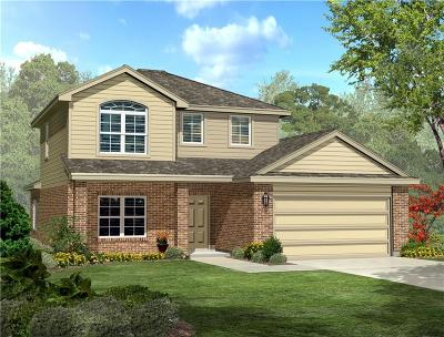 Ponder Single Family Home For Sale: 254 Saratoga
