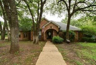 Fort Worth Single Family Home For Sale: 1709 Rock View Court