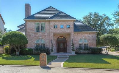 Fort Worth Single Family Home For Sale: 6525 Shoal Creek Road